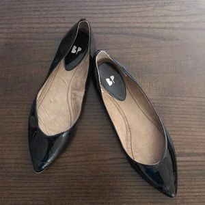 BP Patent Leather Flats